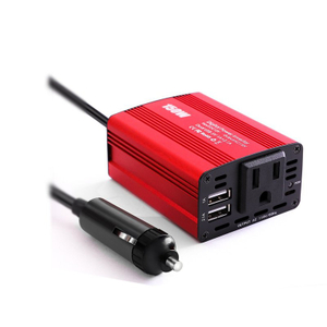 China Customized 100W-300W Car Power Inverter 12v Dc To 220v 110v