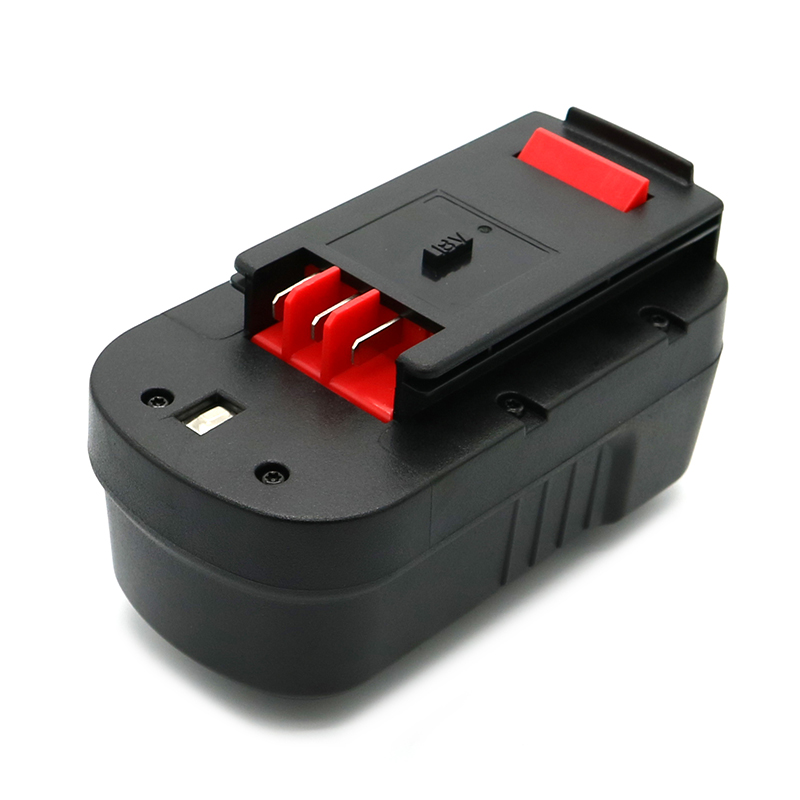 18V 3000mAh Battery Replacement for BLACK and DECKER 18 Volt Cordless Power Tool